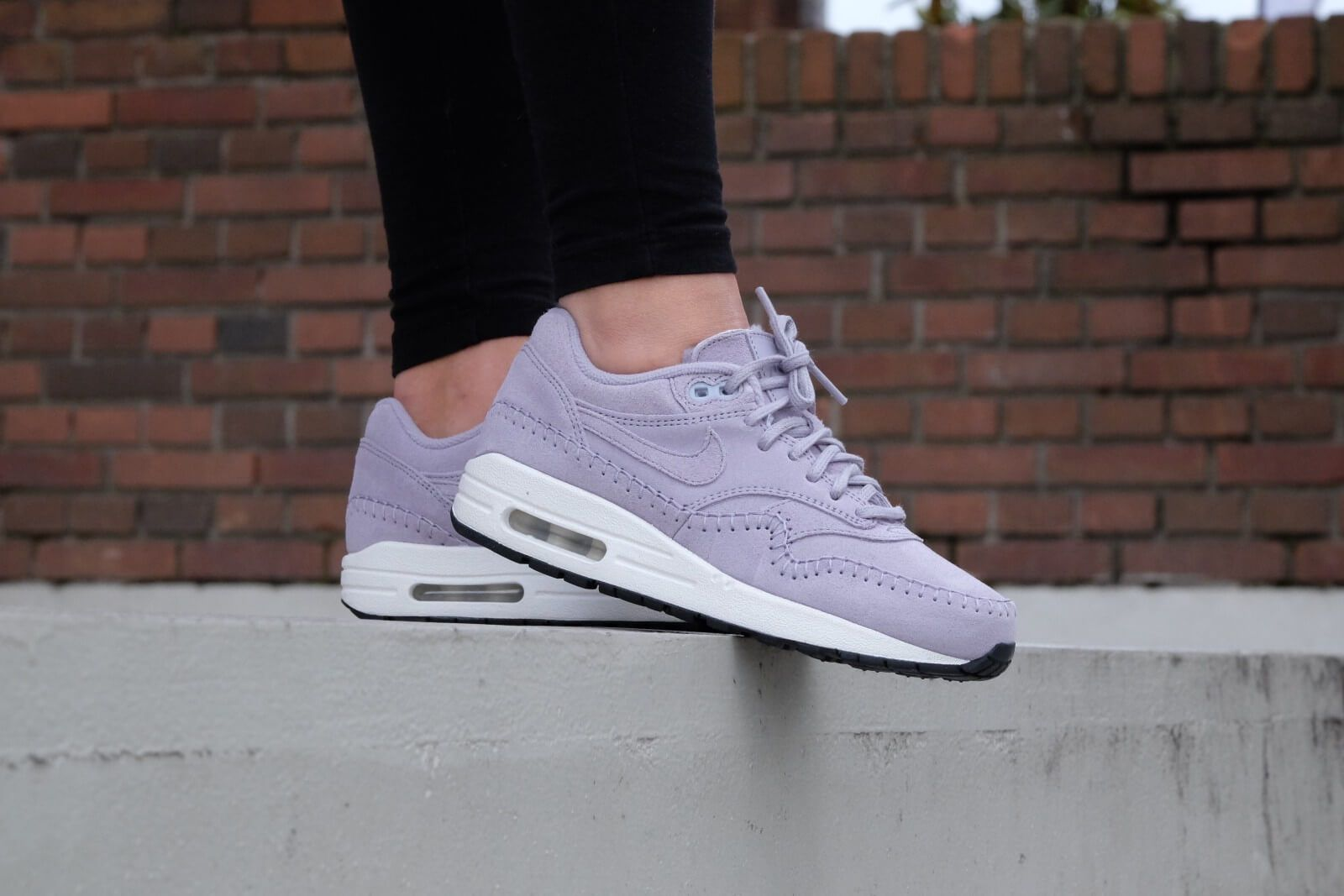 Cheap Nike Air Max 1 Premium Provence Purple Summit White