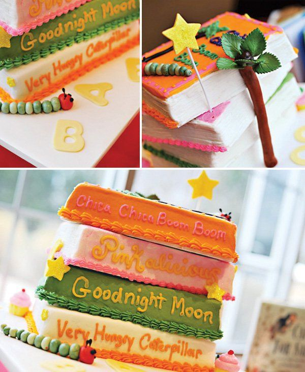10 Creative Children's Book Themed Baby Shower Ideas