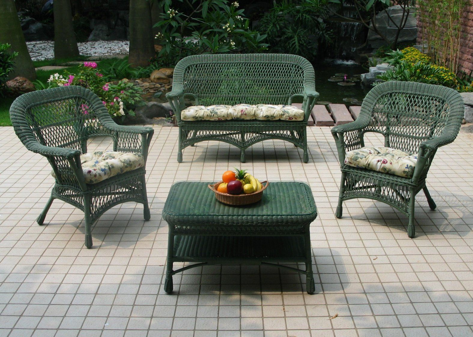 Awesome Outdoor Wicker Chairs Ironically As Much As Wicker Dislikes Moisture Outdoor Wicker Patio Furniture Clearance Patio Furniture Outdoor Wicker Furniture
