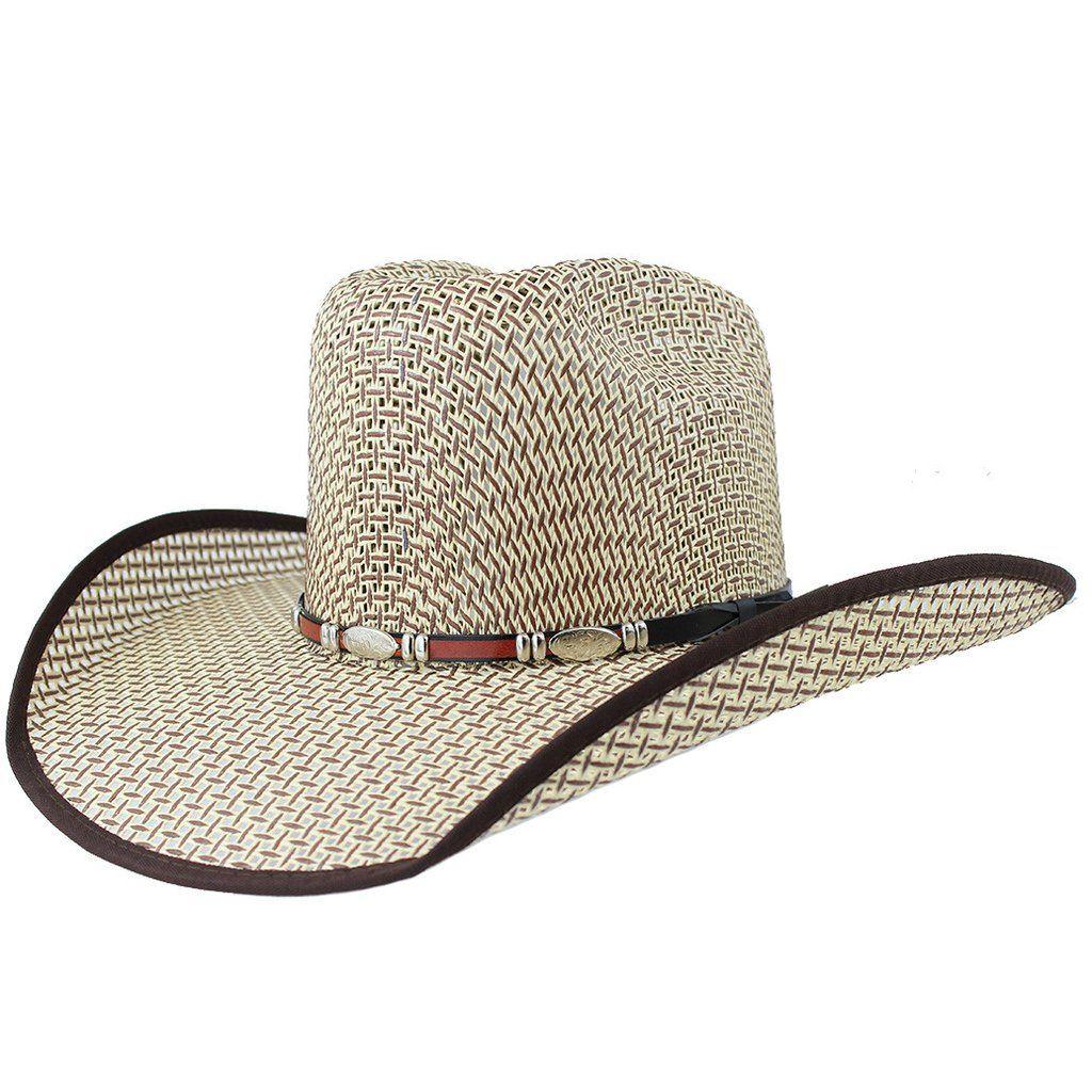 f56d4a66462 Moks Man Tarahumara Slanted Crown Cowboy Hat