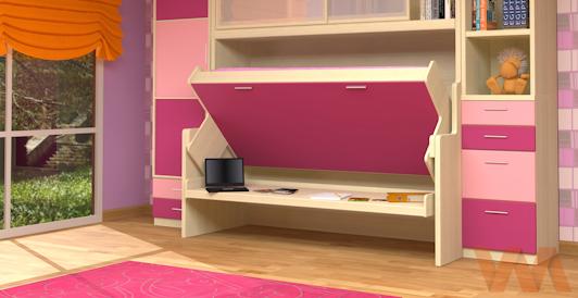 Cama Escondida - Ideas y Muebles Bogota | Aprovecha tu espacio ...