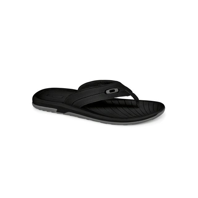 official oakley online store  shop oakley dune sandals in jet black at the official oakley online store.
