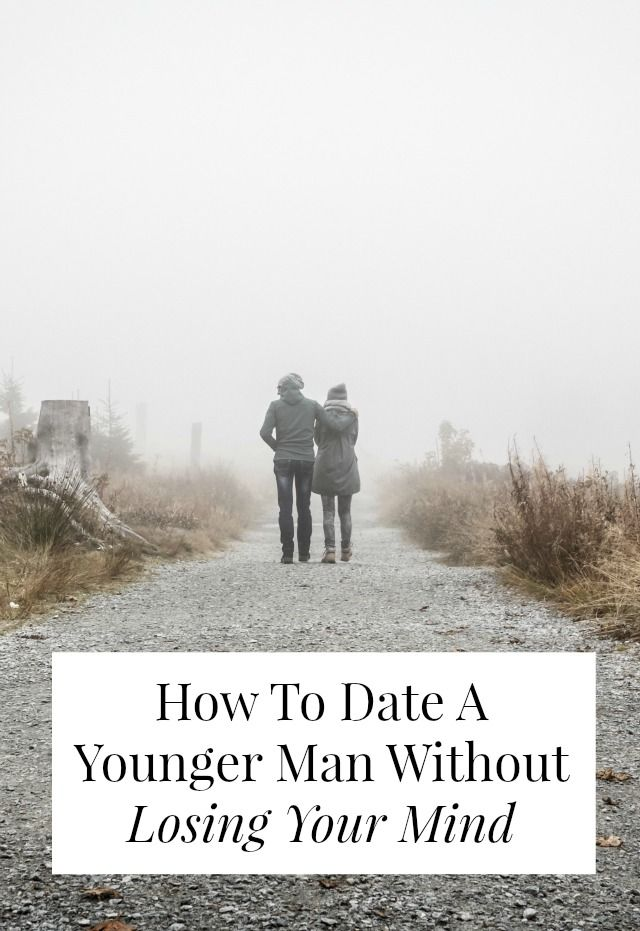guide to dating a younger man