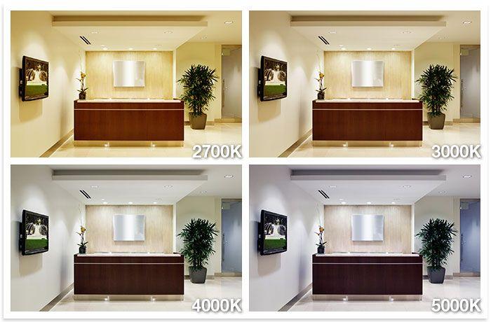 Led Cool White Or Warm White For Living Room