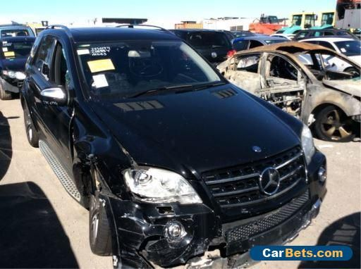 Mercedes Benz Amg W164 Ml63 2008 Update For Wrecking