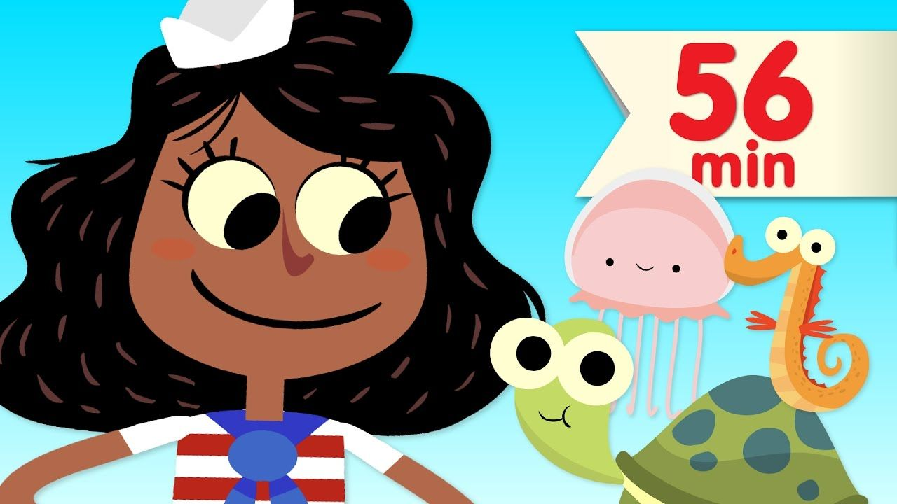 Music for kids is a game and a cheerful mood