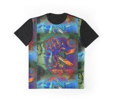5734 Buddha Graphic T-Shirt