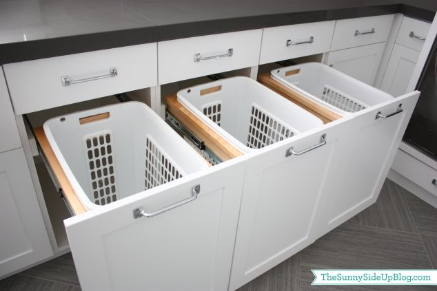 Spring House Tour Laundry Cabinets Laundry Room Organization