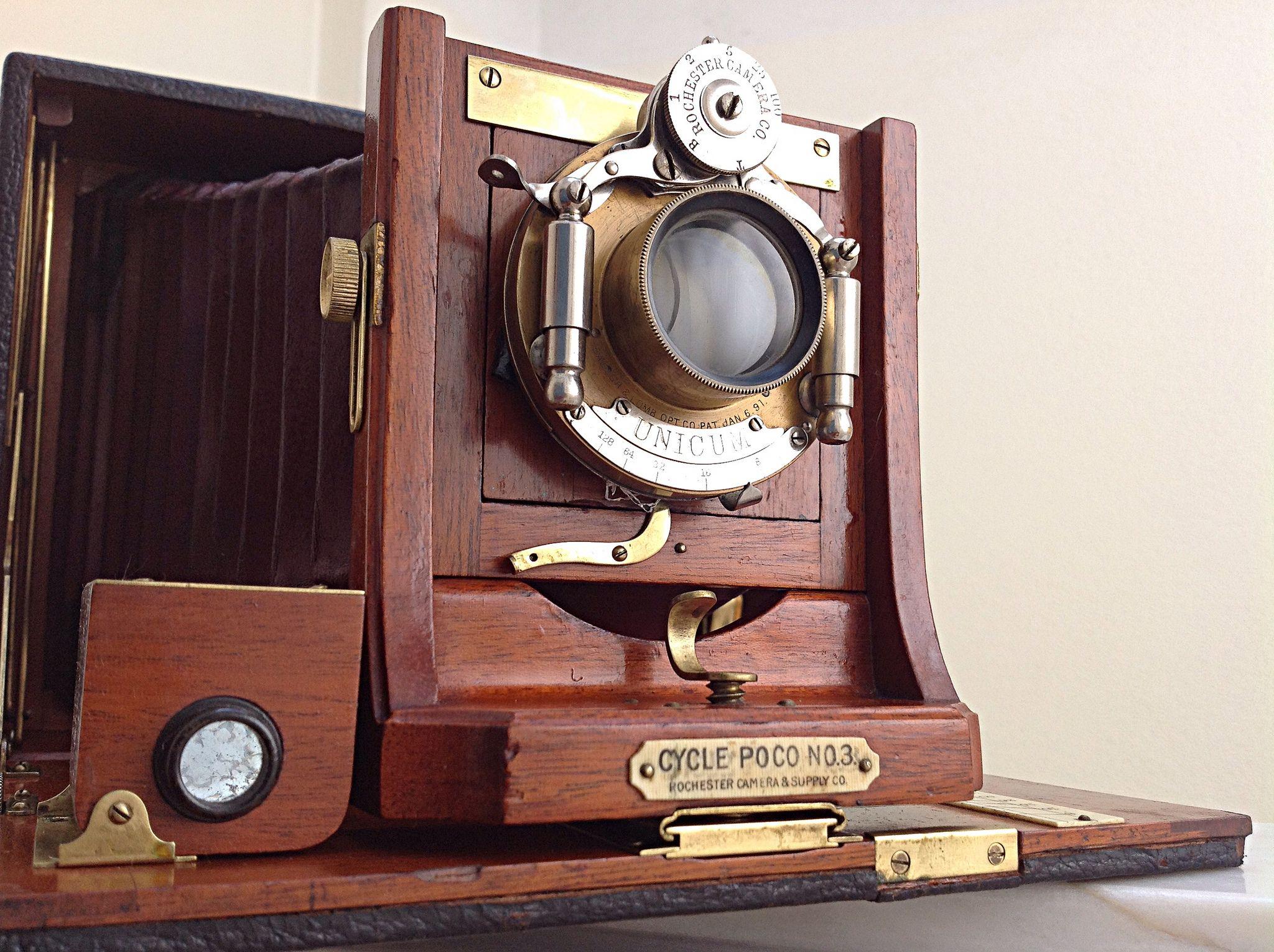 Luis Cozeto Rochester Camera Cycle Poco N 3 1897 Vintage Cameras Camera Classic Camera