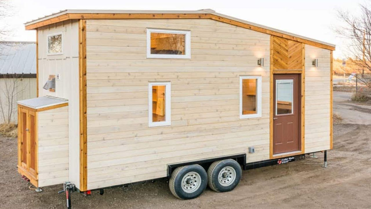 Absolutely Stunning Luxury 20 Tiny Home For Sale In Fort