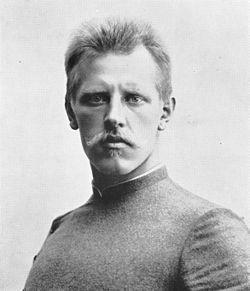 Fridtjof Nansen Wikipedia Black And White Pictures Antique Photography Viking Men