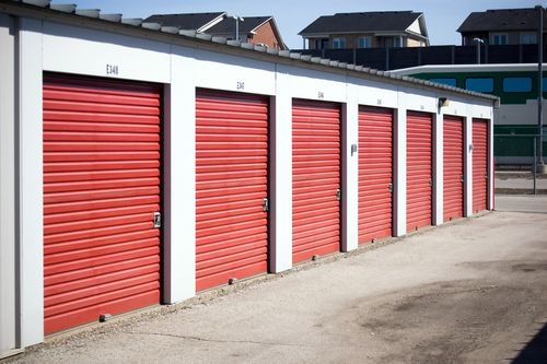 Hudson New Hampshire Self Storage Offers A Variety Of Storage Facilities House Design Garage Sales Professional Organizer