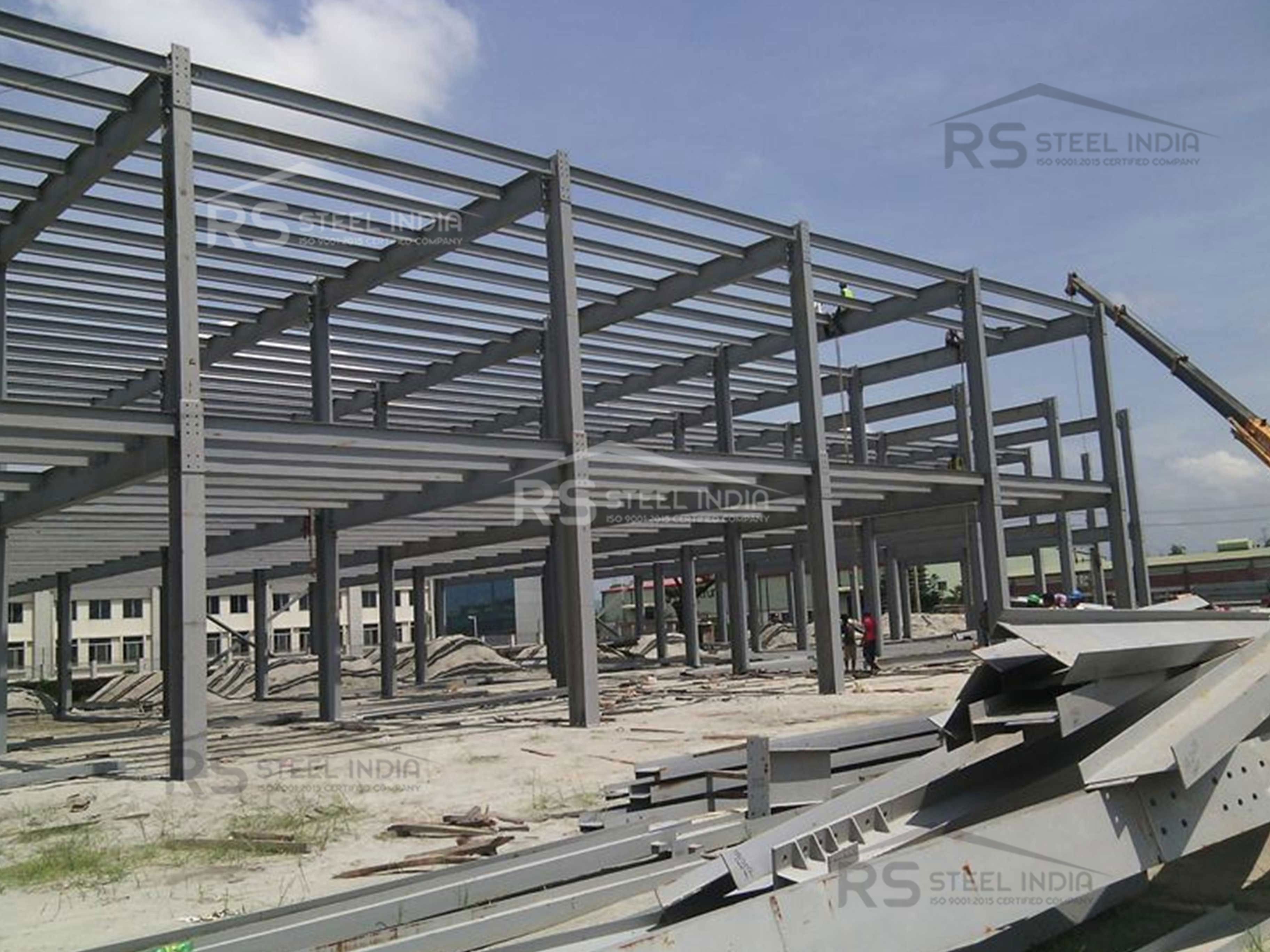 Rs Steel India is an ISO Certified Company. It's a leading