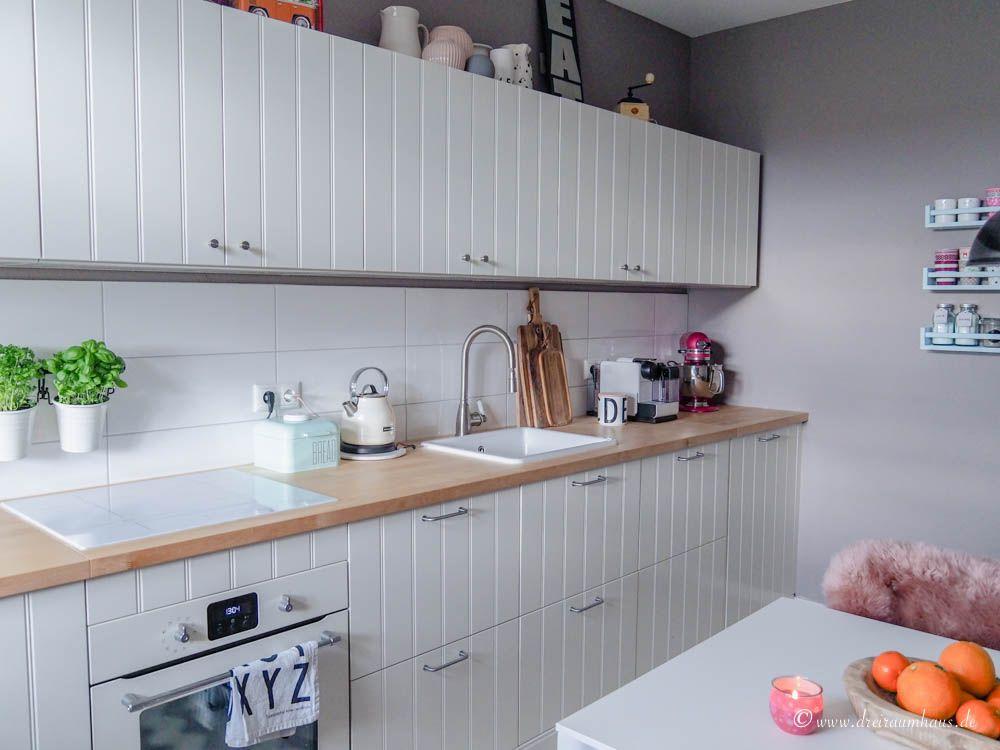 IKEA Küche im Dekosamstag - Flexibilität, Anpassung und neue ...