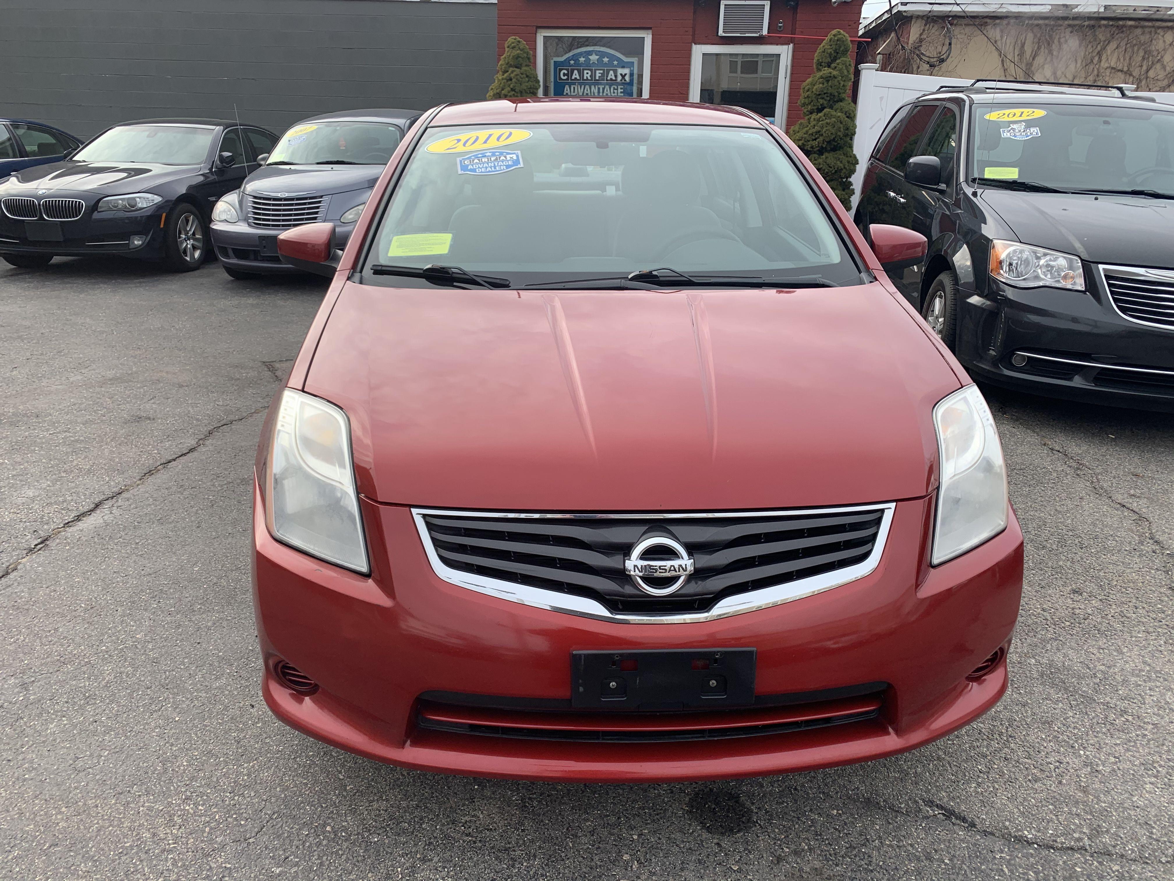 2010 Nissan Sentra Car Dealer Used Car Dealer Buy Used Cars