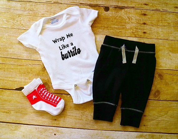 4e5782d3f Wrap me Like a Burrito Onesies® brand by Gerber®   Products ...