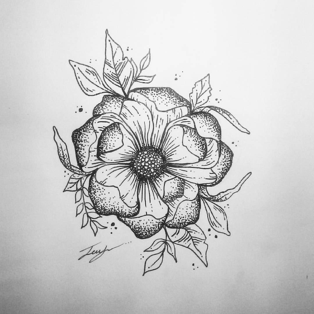Resultado De Imagen Para Dibujos Flores Tumblr Dibujo Pinterest
