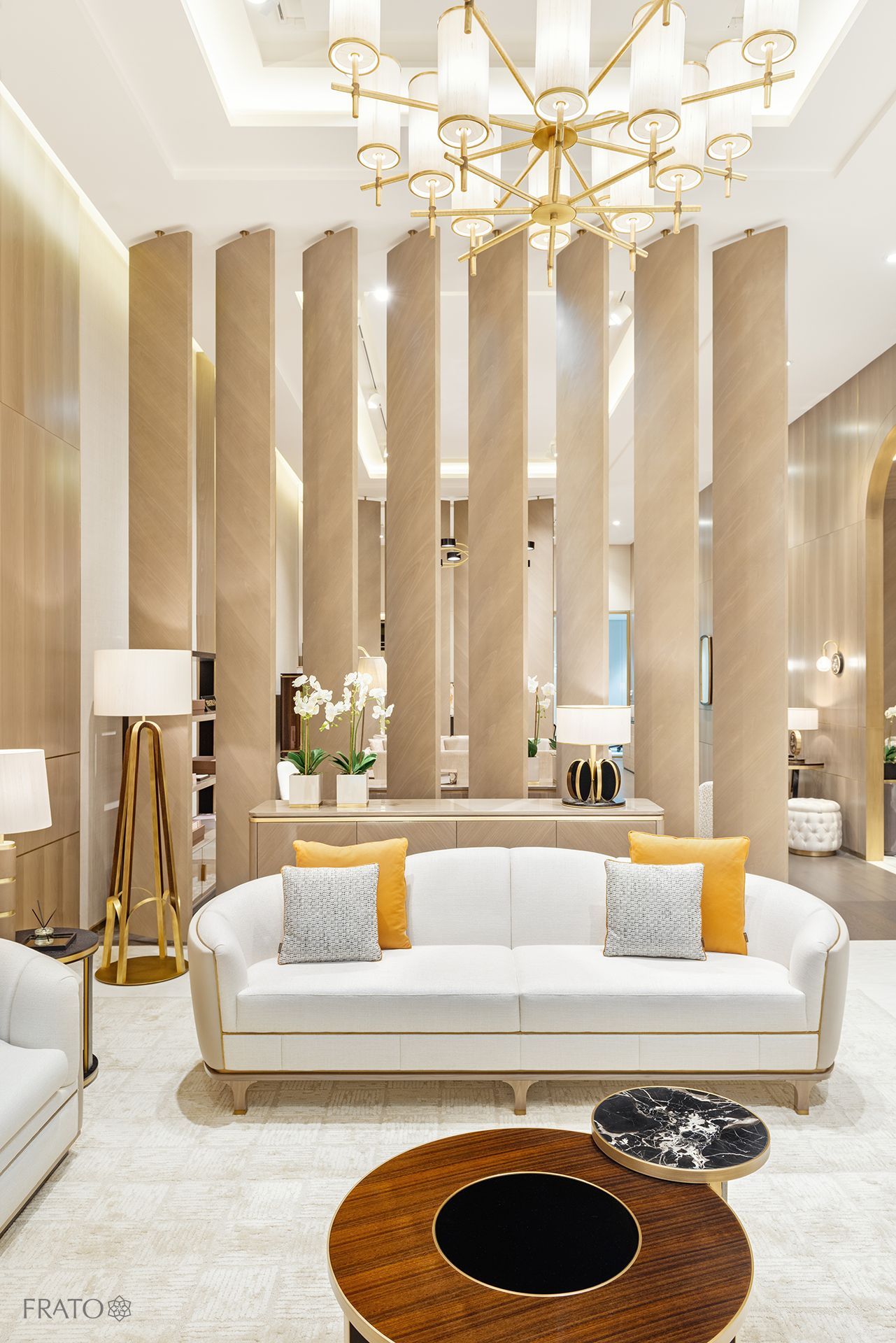 to Frato Interiors NEW FLAGSHIP STORE at The Dubai