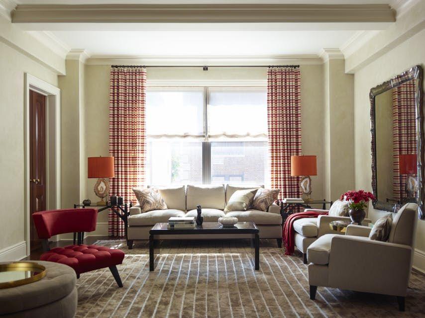 5 Expert Tips For Well Designed Drapery Chairish Blog Family Living Rooms Wellness Design Living Room Images