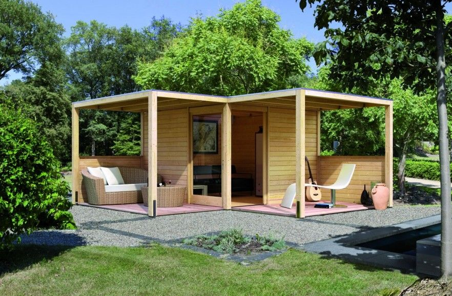 Garden shed 7 in 2019 Summer house garden, Outdoor sheds