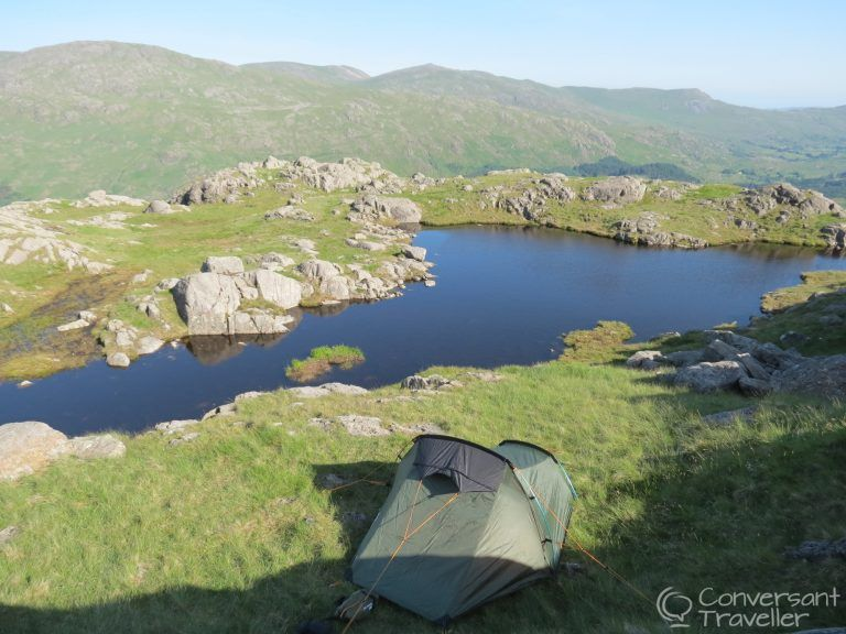 Wild camping in the Lake District - how to do it ...