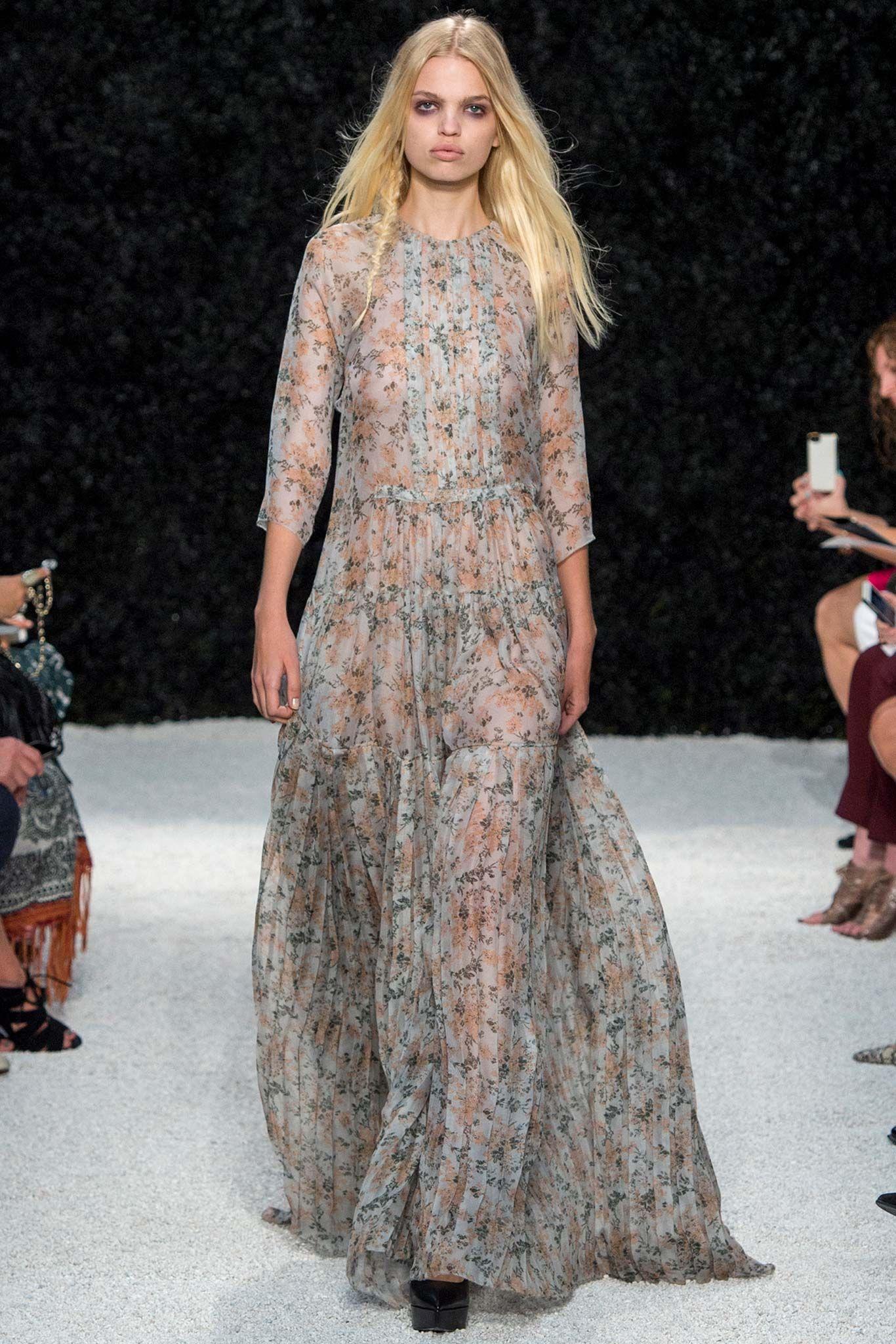 Vera Wang   Spring 2015   Ready-to-Wear