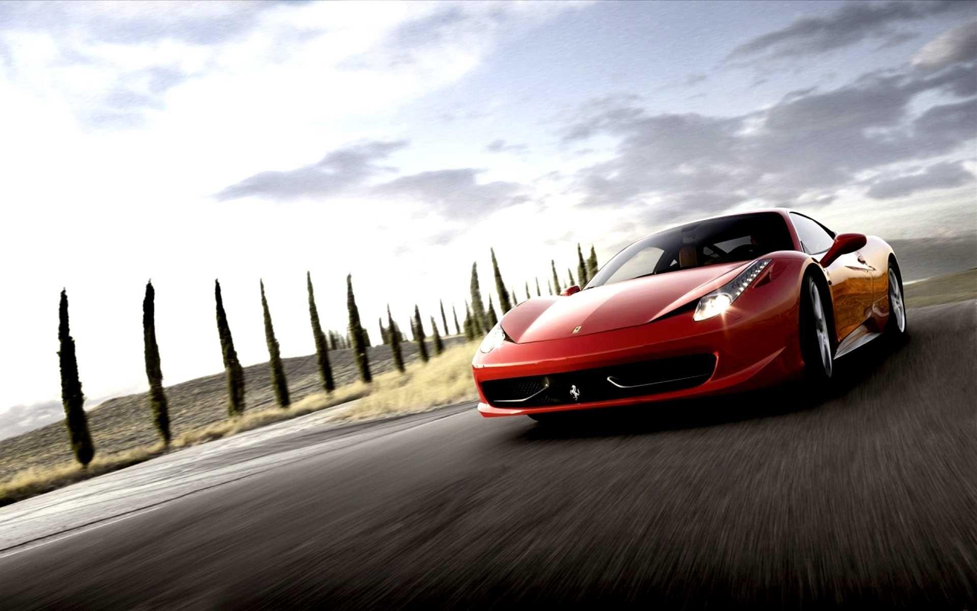 Ferrari 458 Italia Supercar Hd Wallpaper Cool Cars