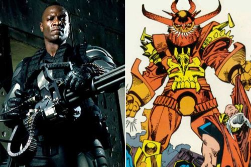 Adewale Akinnuoye-Agbaje talks Thor 2 Thor: The Dark World is...