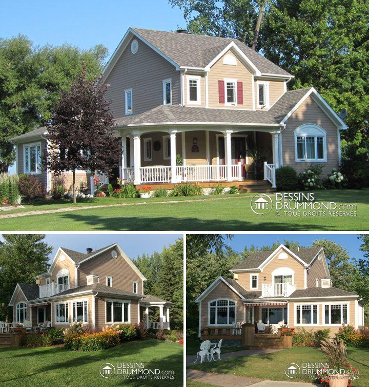Conception de plan de maison sur mesure avec Dessins Drummond