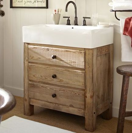 awesome pottery barn bathrooms designs | pottery barn bathroom vanity - Google Search | Pottery ...