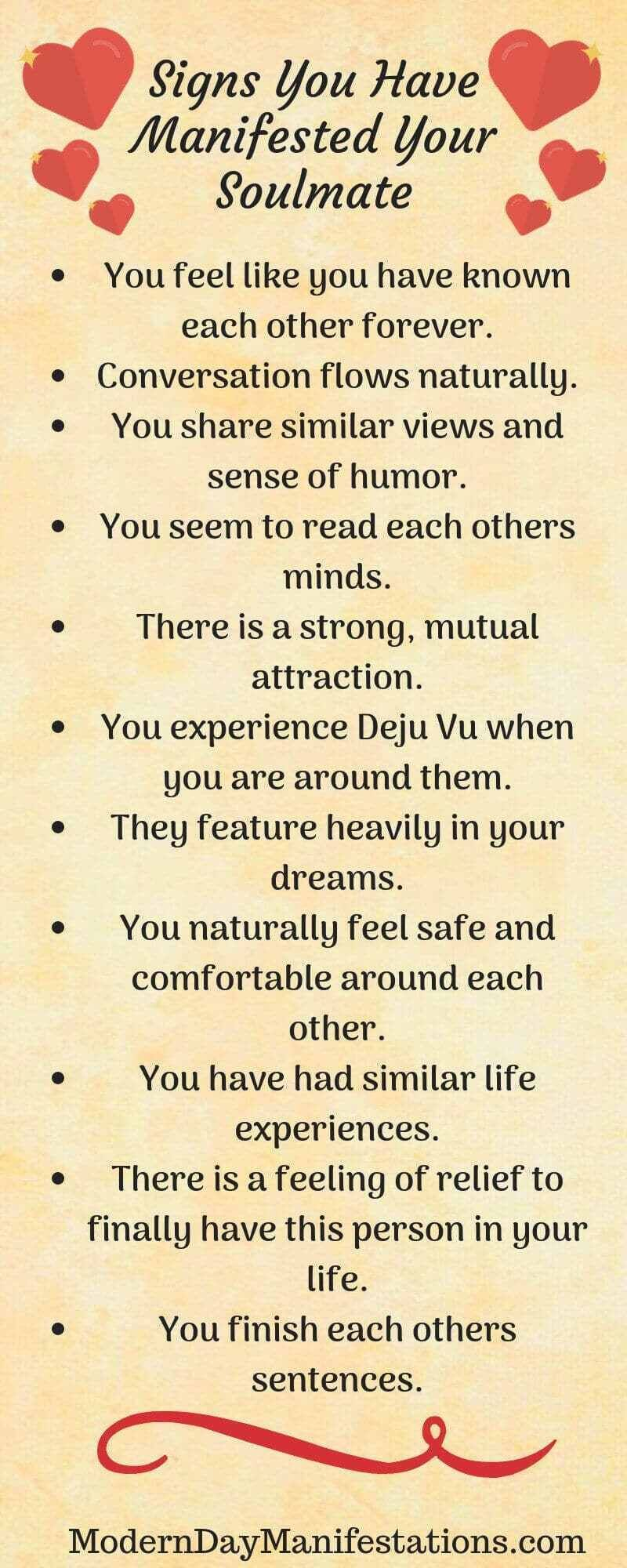 How to manifest your soulmate soulmate love quotes how