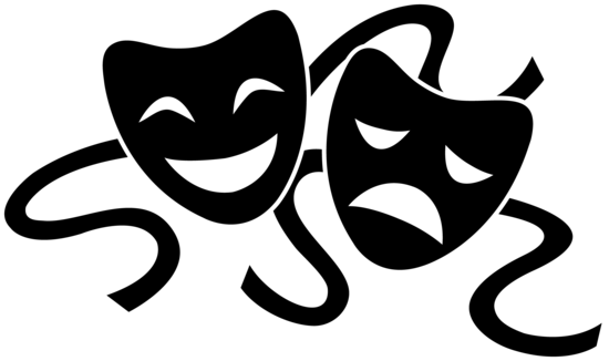 Theater Masks Silhouette Free Clip Art Theatre Masks Drama Masks Silhouette Alibaba.com offers 884 drama masks products. theater masks silhouette free clip