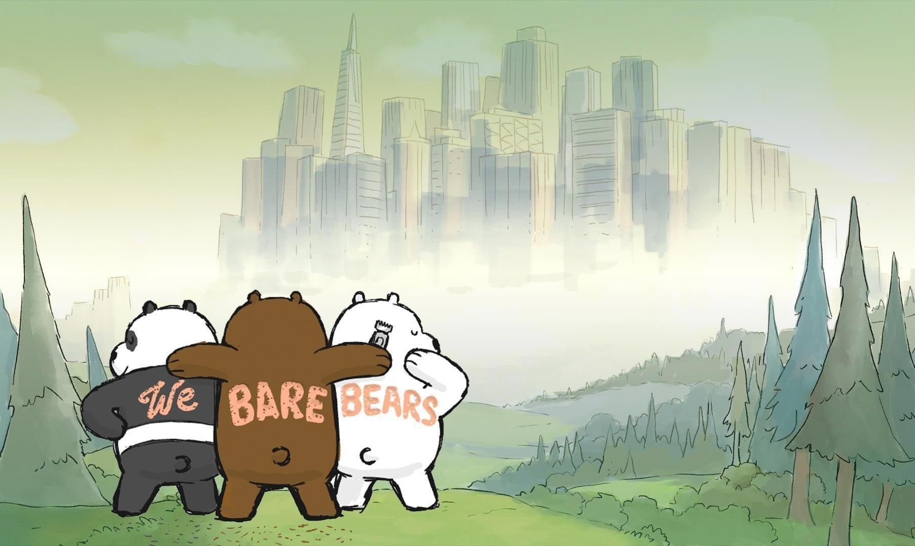 We Bare Bears Wallpapers Wallpaper Cave With We Bare Bears Wallpaper Landscape In 2020 We Bare Bears Wallpapers Bear Wallpaper We Bare Bears