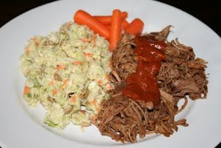 Paleo Table | Paleo Recipes, meal plans, and shopping lists: Crockpot Pulled Pork
