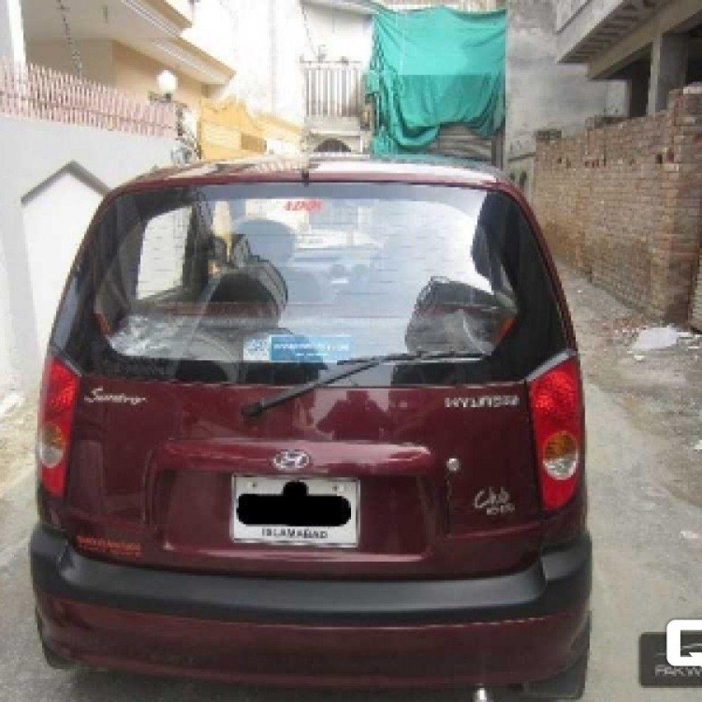 2007 Hyundai Santro club for sale in IslamabadRawalpindi
