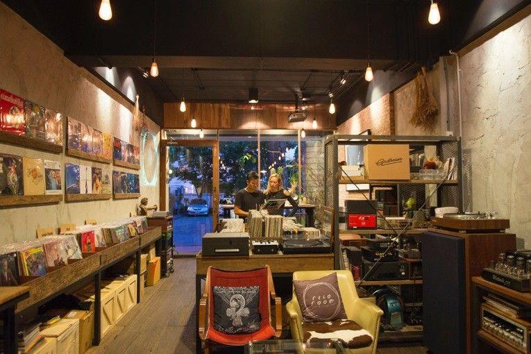 Recoroom Vinyl & Vintage Audio | Home decor | Pinterest | Bangkok