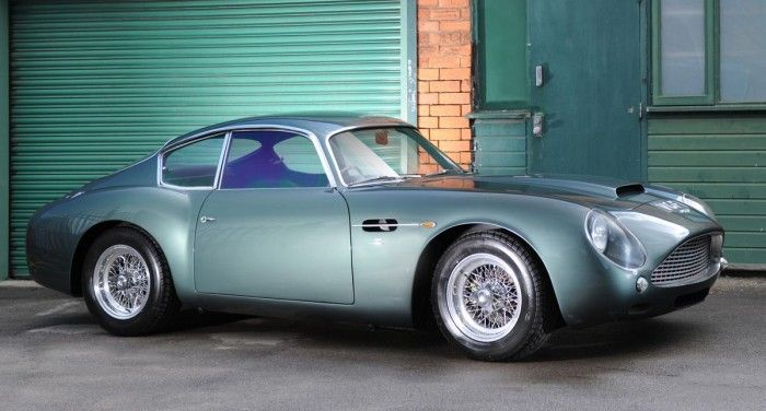 Aston Martin Db4gt Zagato Sanction Ii Sells For 1 9 Milli Hemmings Daily Aston Martin Cool Cars Aston