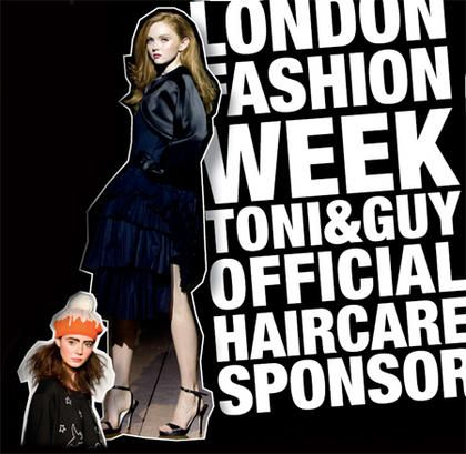 Haircare Sponsor To London Fashion Week