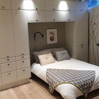 Garderobelosning Rundt Senga Ikea Google Sok Yatak Odasi Ev