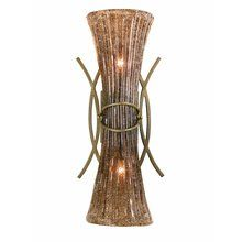 View the Triarch International 31530/2 Contemporary / Modern Two Light Wall Sconce from the Bali Collection at LightingDirect.com.