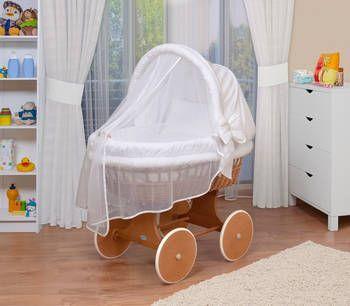 stubenwagen bollerwagen xxl wei baby pinterest. Black Bedroom Furniture Sets. Home Design Ideas