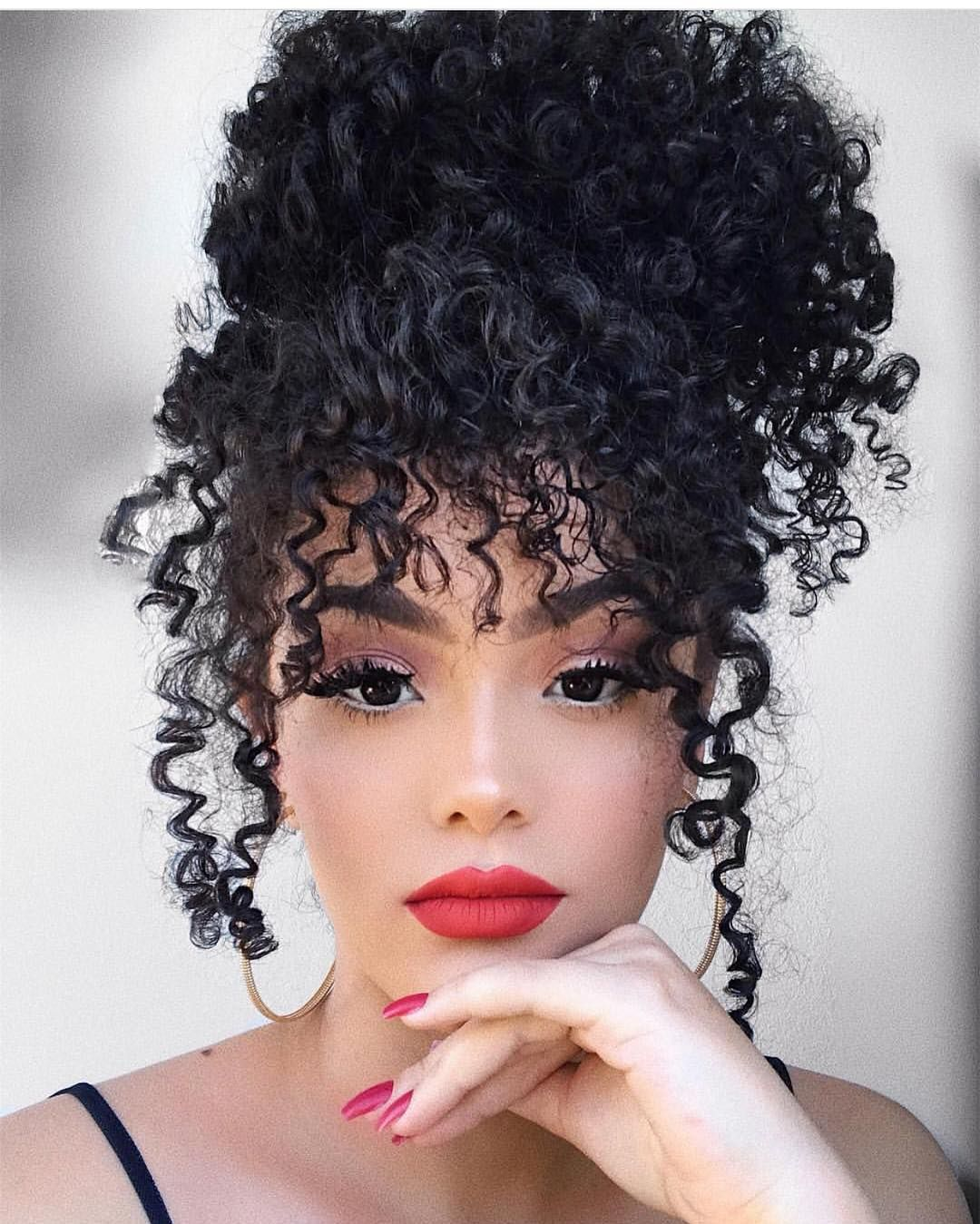 Como Essa Mulher E Maravilhosa Curls In 2018 Pinterest