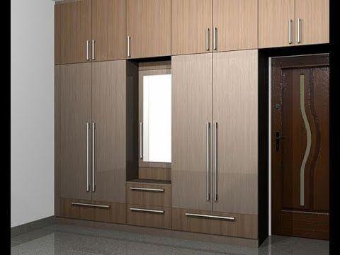 Modern Master Bedroom Wardrobe Collections Bedroom Interior Ideas Interior Designs Home Decor Cupboard Design Wall Wardrobe Design Wardrobe Door Designs Master bedroom cupboards wooden design