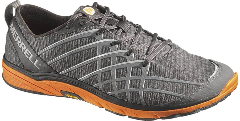 Conéctate al terreno con Merrell® Bare Access 2, 0mm drop y 8mm cushion, una zapatilla ligera, flexible y ágil con un ajuste perfecto al pie, ideal como iniciación al barefoot running.