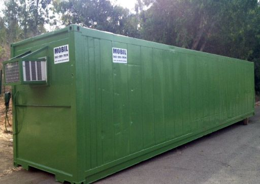 Mobil container solutions shipping containers in Glendale supplies