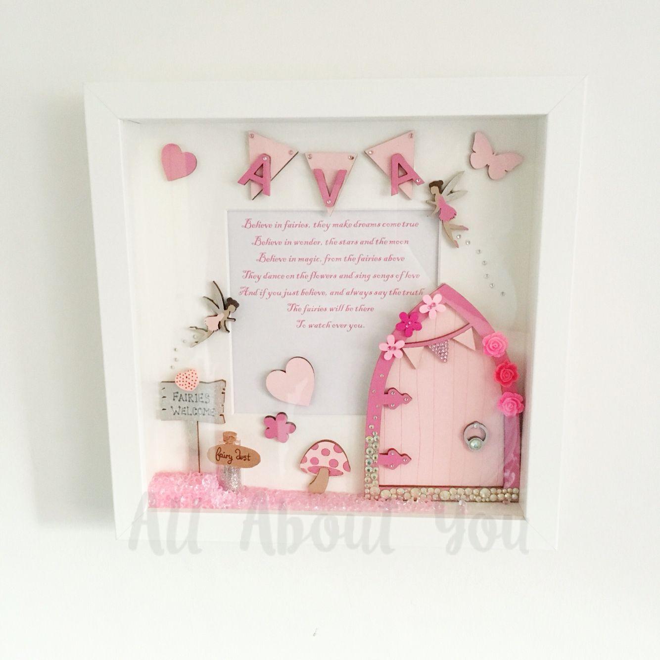 So girly! Pink fairy door frame. | Fairy Garden | Pinterest | Fairy ...