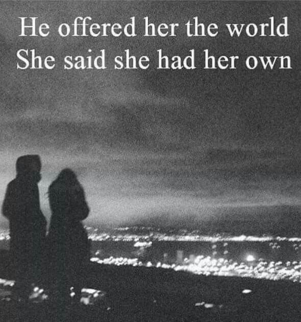 how to tell her she means the world to you