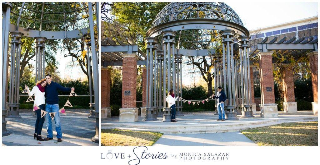 Dallas Engagement Photography | Carlos + Frashy |  Heritage Springs Wedding