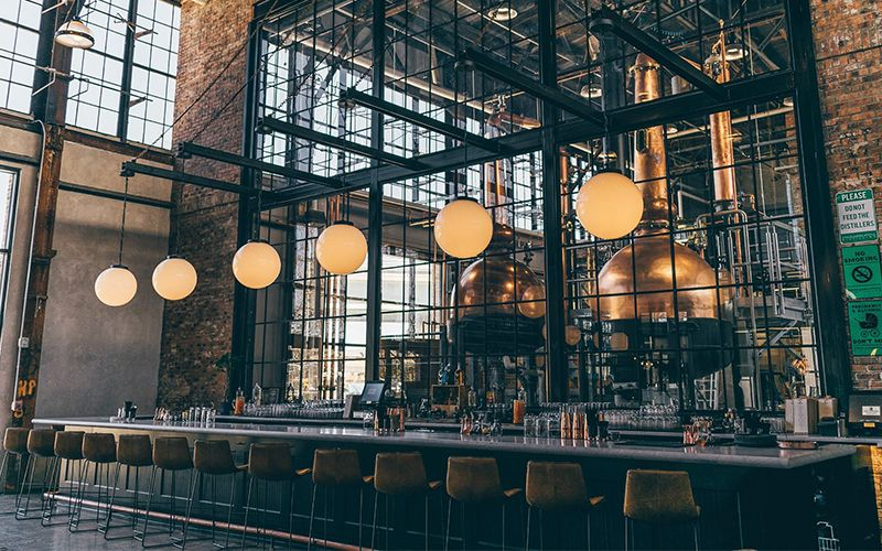 The 10 Best Craft Distillery Tasting Rooms In America Brewery