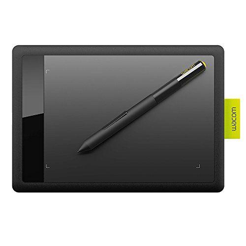Wacom One Graphics Tablet Schwarz S Wacom Https Www Amazon Co